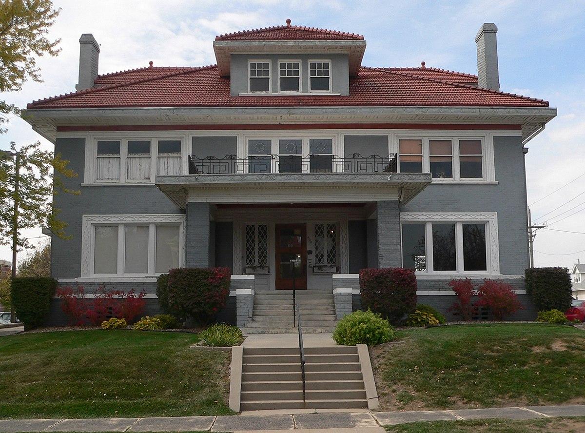 BradfordPettis House  Wikipedia