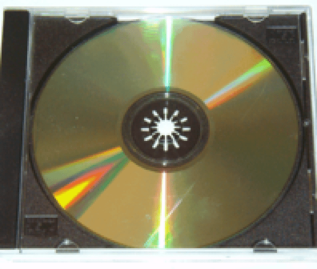 Compact Disc Manufacturing