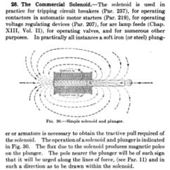 Magnetic Starter Wiring Diagram Loncin Atv Solenoid Wikipedia Electromechanical Edit