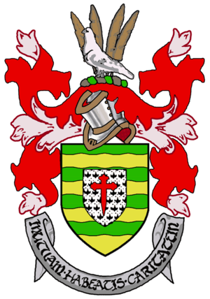 Coat of arms of County Donegal