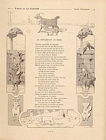 Le Renard Et Le Bouc : renard, Renard, Wikipédia
