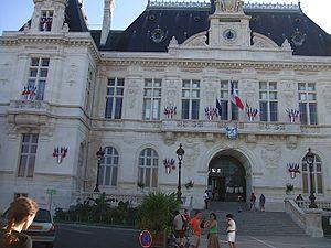 Français : Mairie de Niort