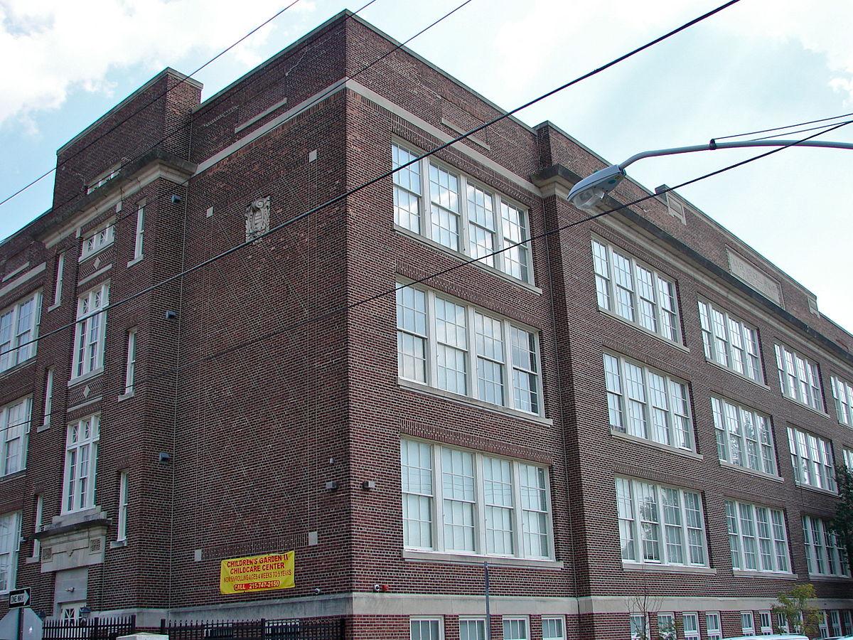 Holmes Junior High School Philadelphia  Wikipedia