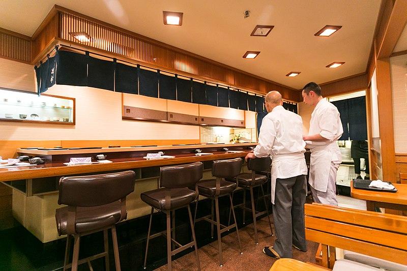 Inside Sukiyabashi Jiro (11557082593).jpg