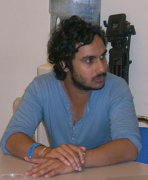 Actor Kunal Nayyar – Comic-Con 2009 - The Big ...