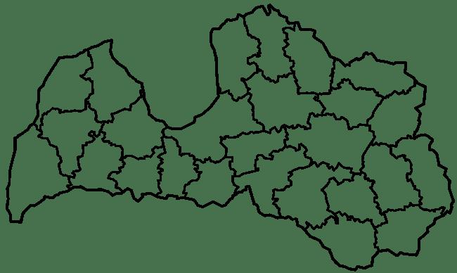 Veidne:Latvijas rajonu karte — Vikipēdija