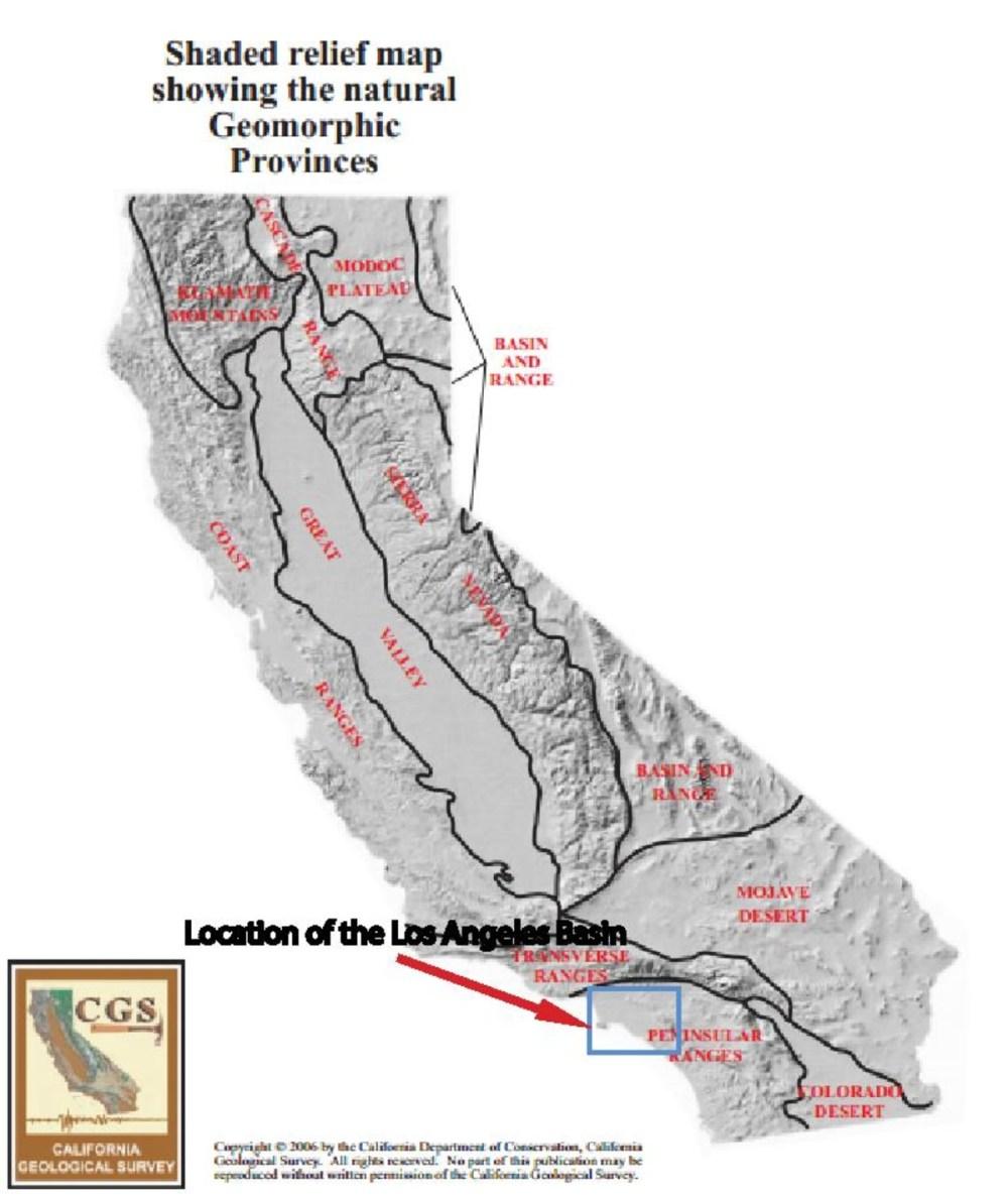 medium resolution of los angeles basin