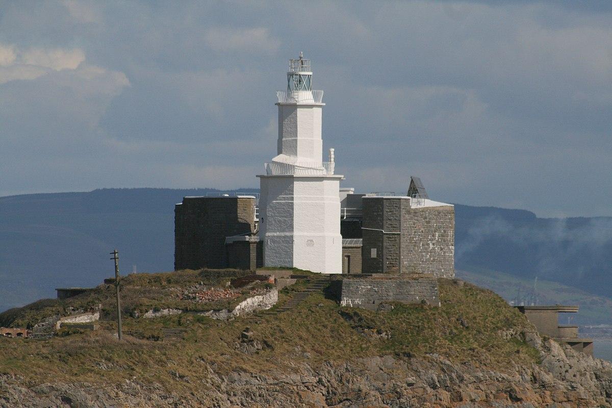 Mumbles Lighthouse  Wikipedia