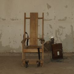 Death By Electric Chair Video Red Bean Bag Neopets Execution Chamber Wikipedia