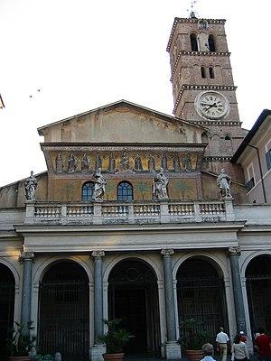 Roma-santa maria in trastevere