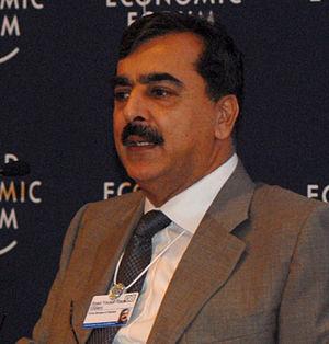 SHARM EL SHEIKH/EGYPT, 19MAY08 - Syed Yousaf R...