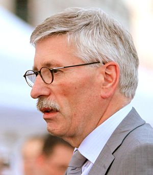 Deutsch: Thilo Sarrazin am 3. Juli 2009