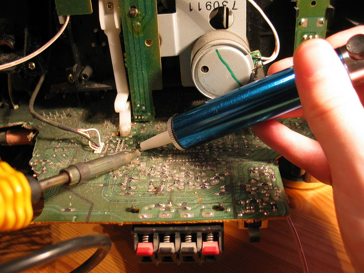 Soldering Desoldering Hot Air Stations Circuit Board Holder