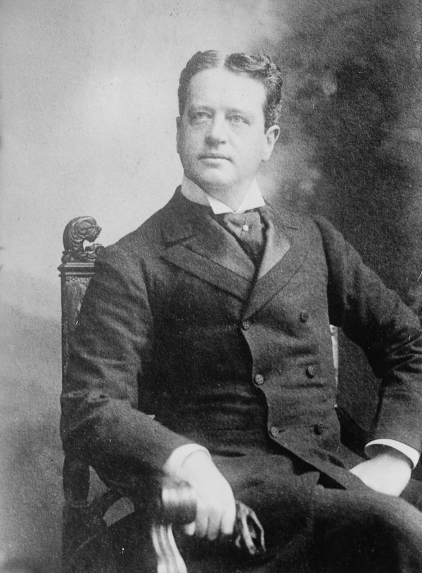 William Kissam Vanderbilt - Wikipedia