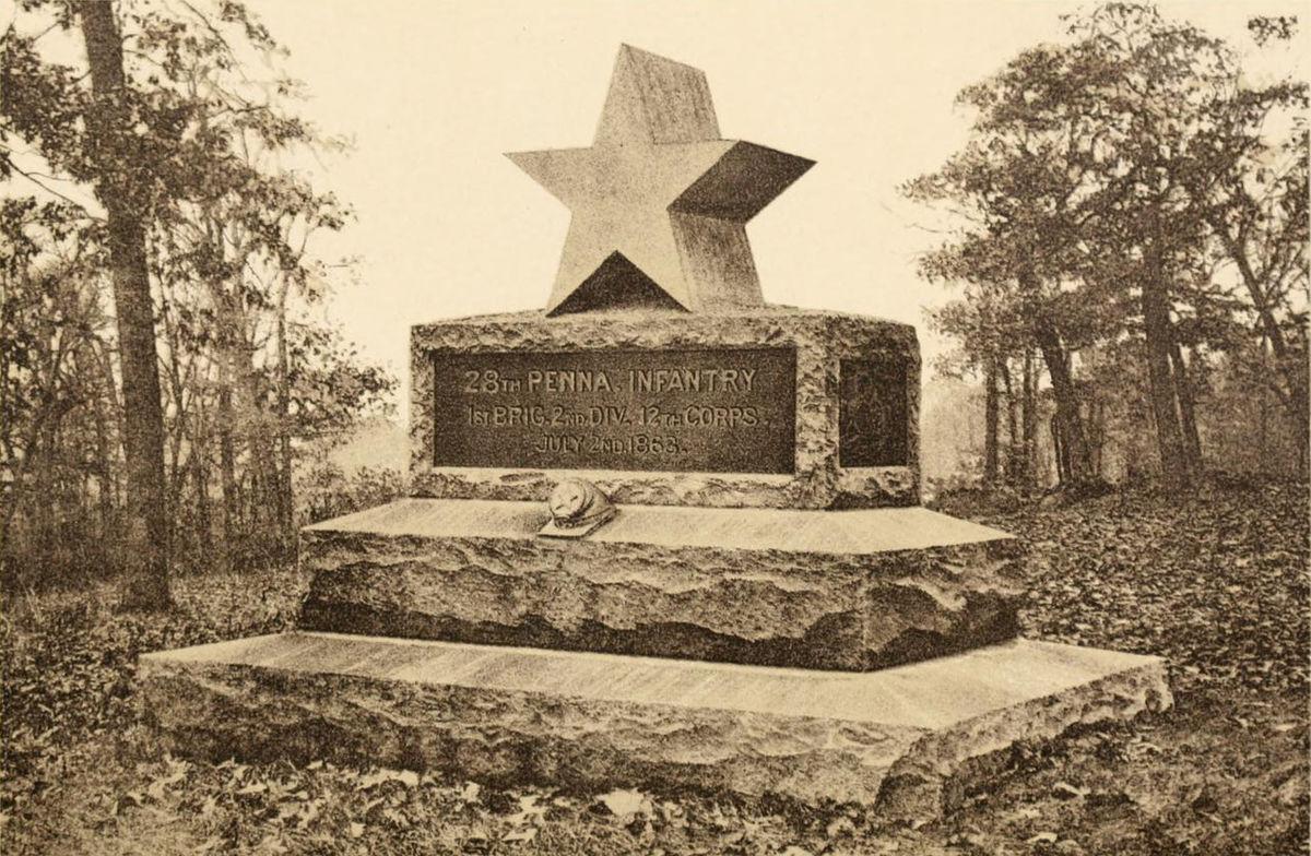 28th Pennsylvania Infantry Regiment Wikipedia