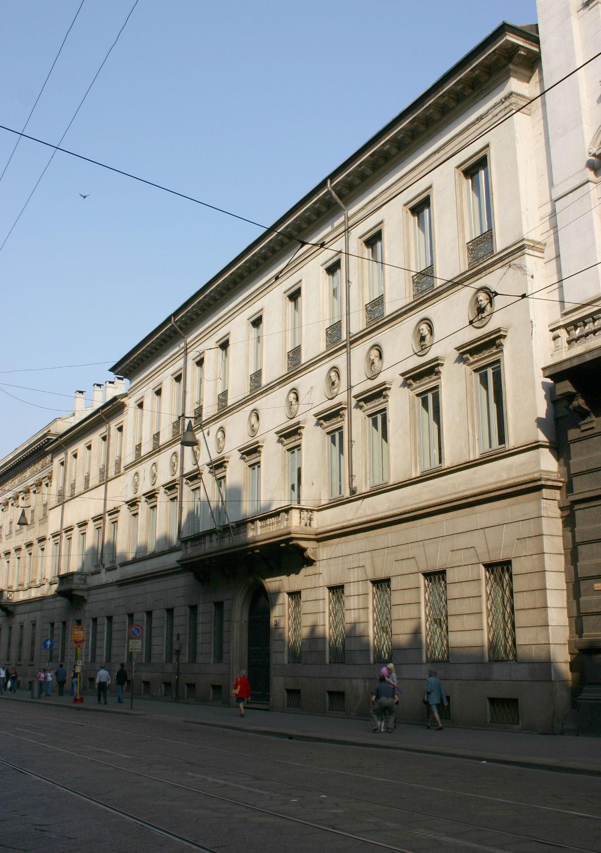 Palazzo Brentani Wikipedia