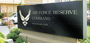 English: Air Force Reserve Command HQ, Robins ...