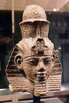 Pharaon Ancien Porteur Du Titre : pharaon, ancien, porteur, titre, Attributs, Pharaon, Wikipédia