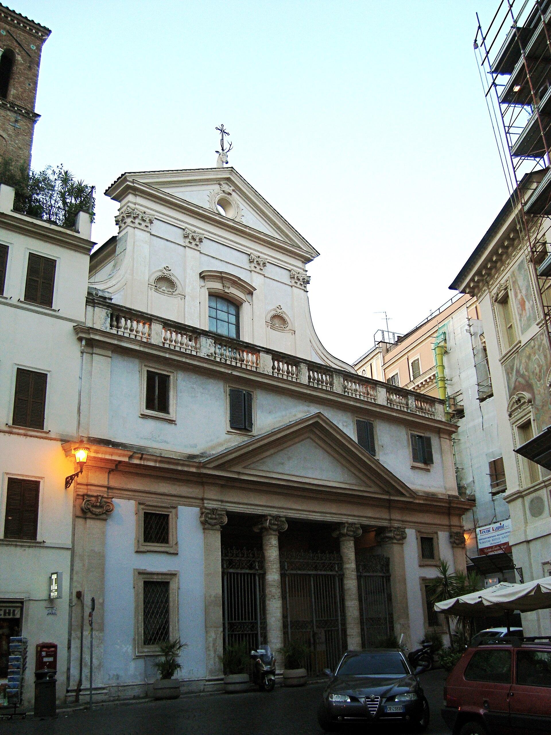 Basilica di SantEustachio  Wikipedia