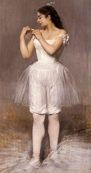 The Ballerina 1899