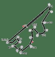 Liste der Tourenwagen-Weltmeisterschaft-Rennstrecken
