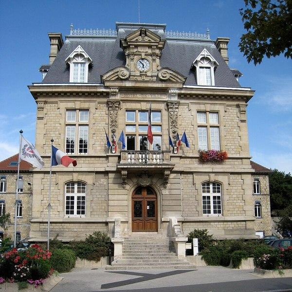 mairie de Conflans Sainte Honorine