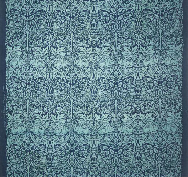 File Designed William Morris British - Printed Textile