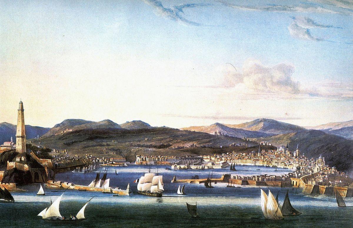 Porto antico di Genova  Wikipedia