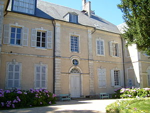 English: View of the house of George Sand, Nohant