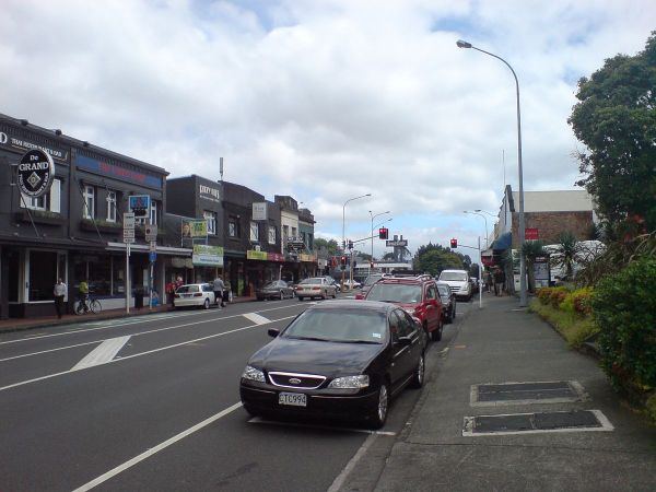 Great South Road Zealand - Wikipedia