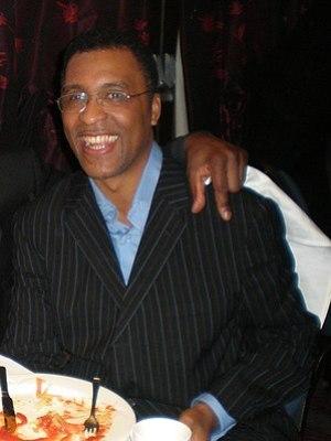 Boxer Michael Watson, who suffered career endi...