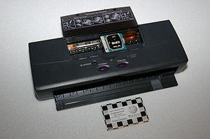 Mobiler Tintenstrahldrucker von Canon