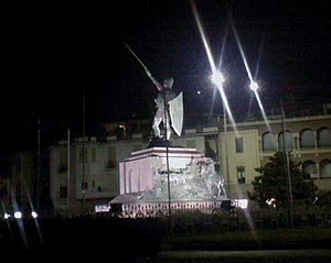 Monumento di Alberto da Giussano (Legnano, Italy)