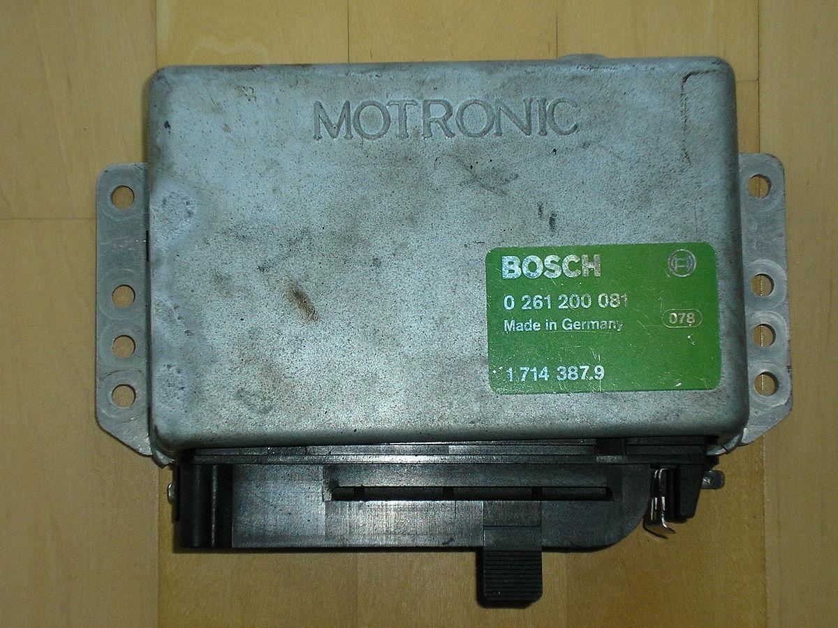 Bosch Motronic Wikipedia Wolna Encyklopedia