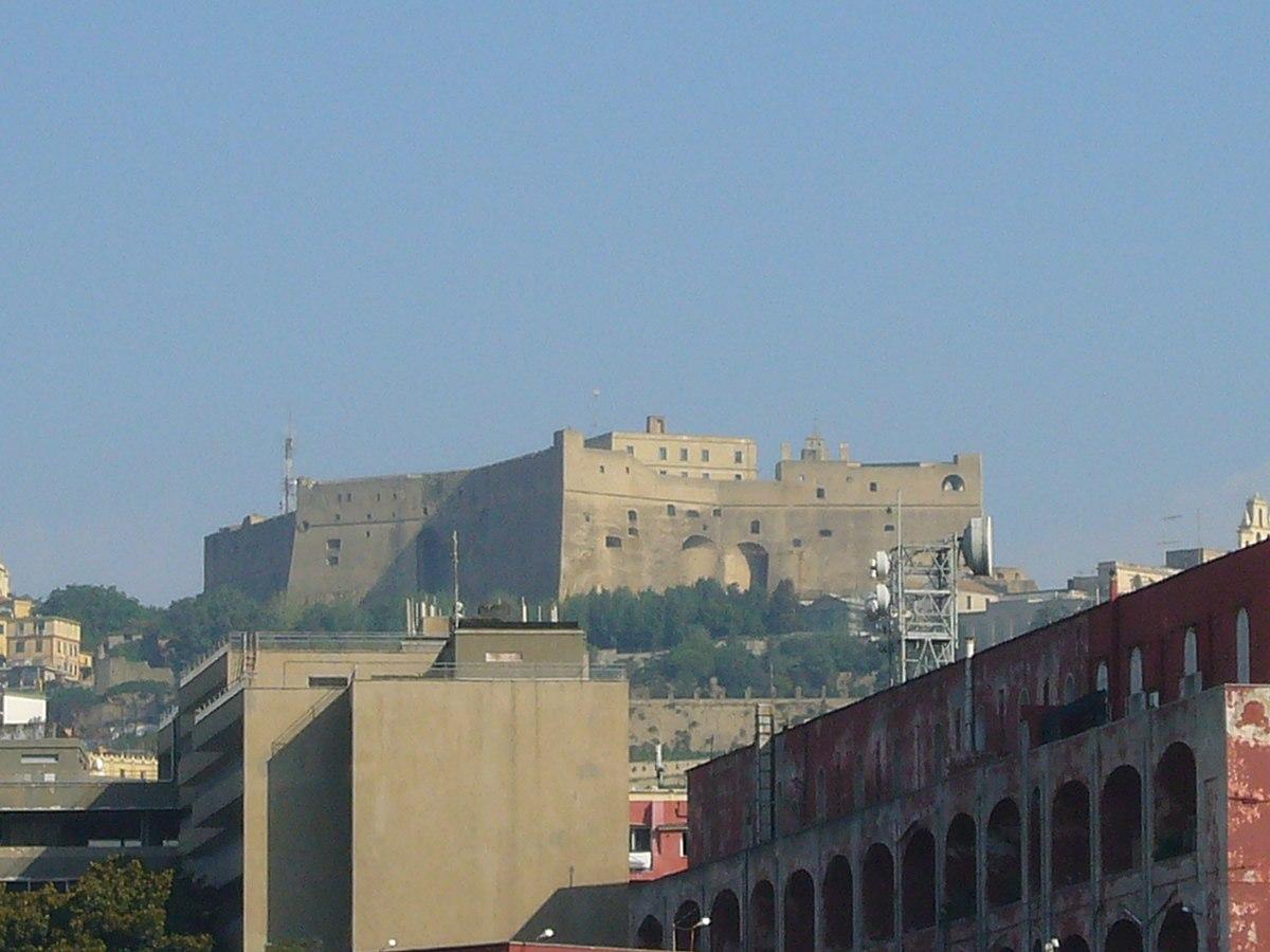 Castel SantElmo Neapel  Wikipedia