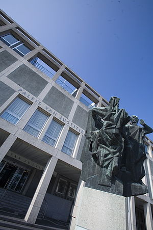 Paleis van Justitie, Arnhem