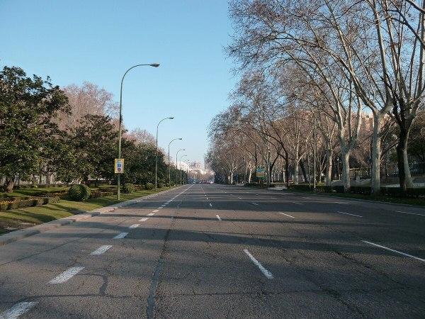 Paseo Del Prado Wikipdia Enciclopdia Livre