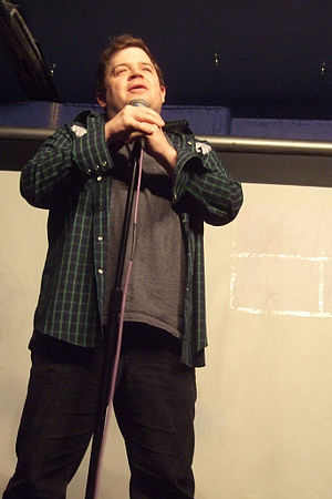 Patton Oswalt @ Invite Them Up, Rififi - July ...