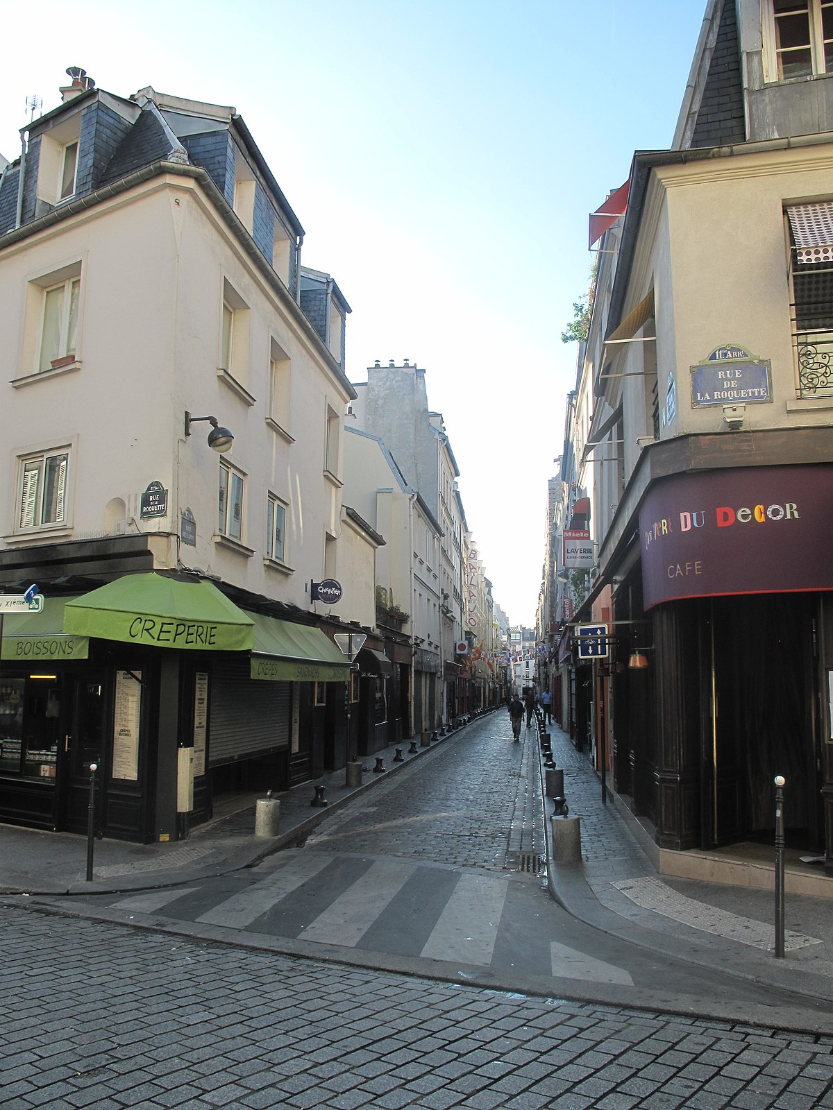 Rue de Lappe  Wikipedia