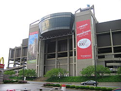 Stambaugh Stadium  Wikipedia