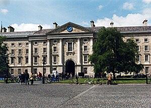 English: Trinity College, Dublin