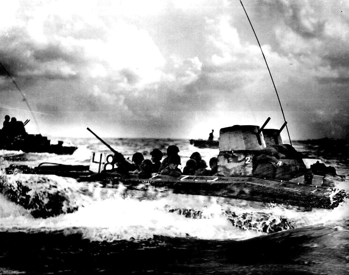 Kampanye Militer Kepulauan Mariana Dan Palau Wikipedia