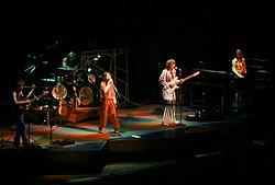 Yes em concerto, 1977