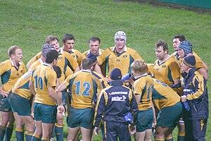 Team Australia Talk