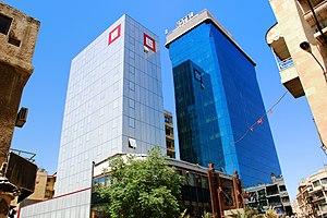 English: Bank Al-Sharq (Banque Libano-Français...