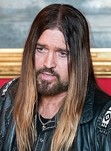 Billy Ray Cyrus Short Hair : billy, cyrus, short, Billy, Cyrus, Wikipedia