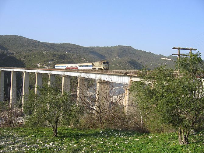 CFS Brücke Aleppo-Latakia