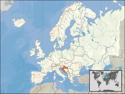 جغرافيا كرواتيا ويكيبيديا