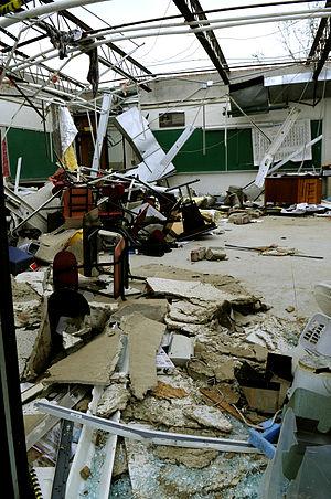 Parkersburg, IA, May 28, 2008 -- A tornado too...