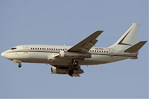 Flying Dolphin Boeing 737-200